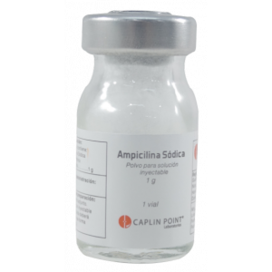 Ampicilina 1g + Sulbactam 0.5g Injection - Vial